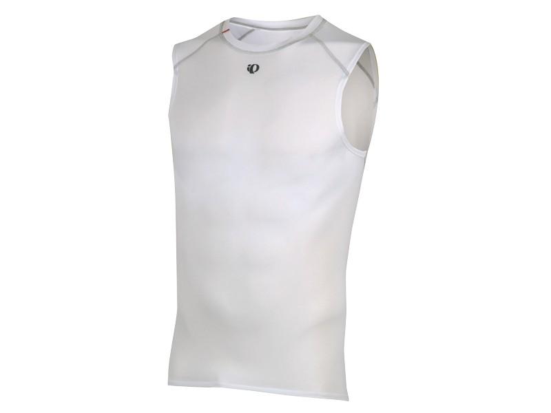 triko Pearl Izumi Transfer LT SL Baselayer bílé