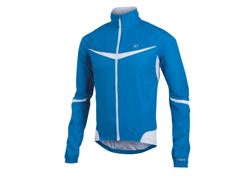 bunda Pearl Izumi Elite Barrier blue/white