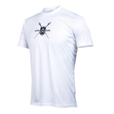 triko Pearl Izumi běžecké Tech T LS bílé