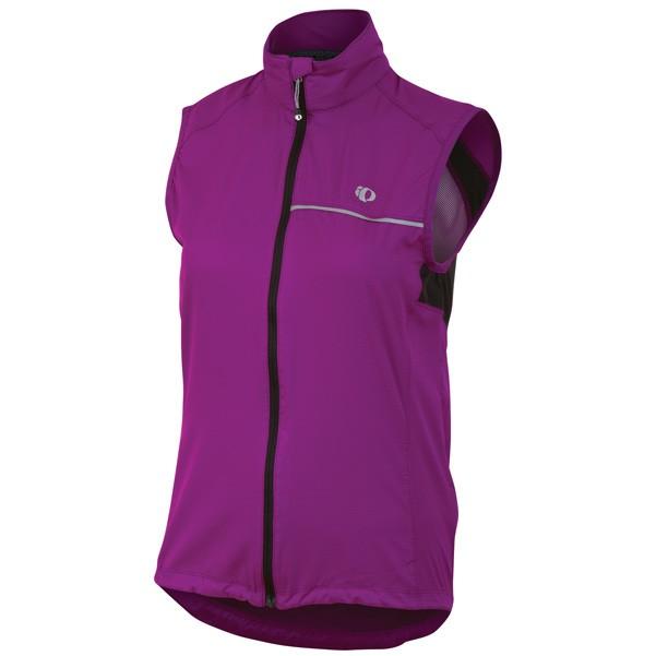 vesta Pearl Izumi W`S Elite Barrier Vest violet
