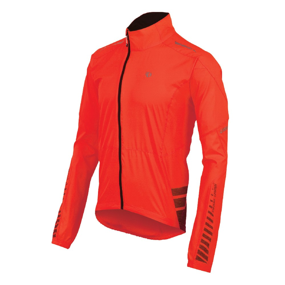 bunda Pearl Izumi Elite Barrier red