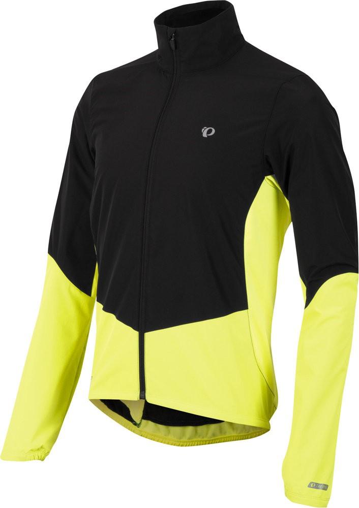 bunda Pearl Izumi Select Thermal Barrier black/flo yellow