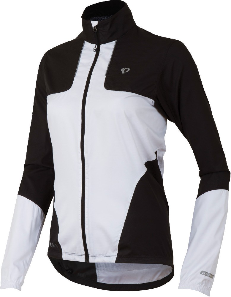 bunda Pearl Izumi W`S Elite Barrier black/white