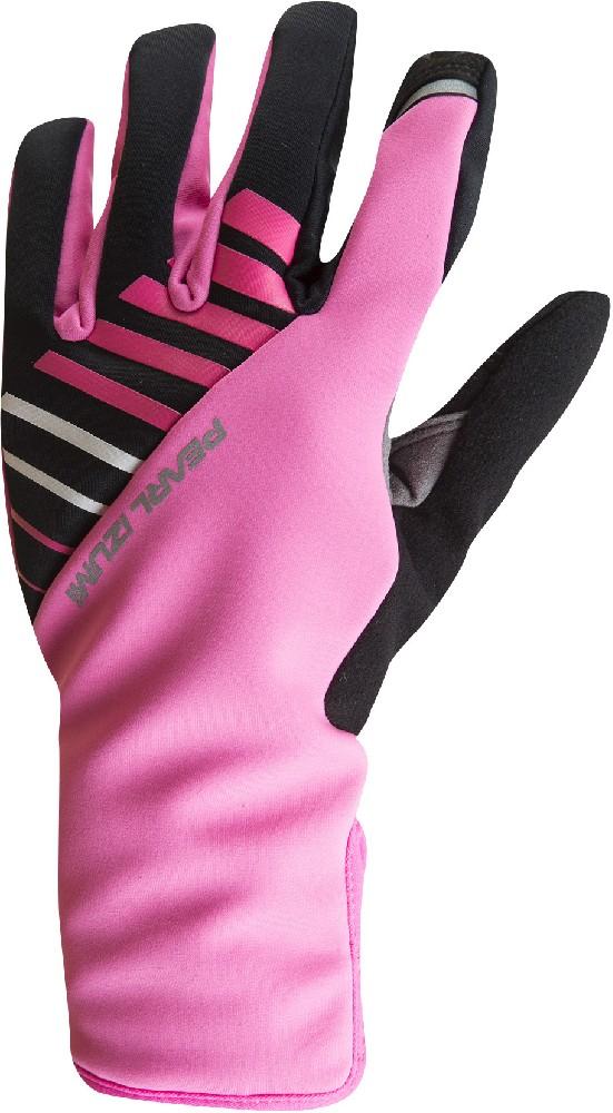 rukavice P.I. W`S Elite Softshell Gel scream. pink