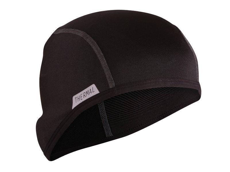 čepice P.I.Thermal Skull Cap black