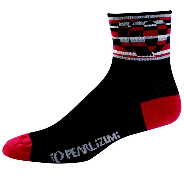ponožky Pearl Izumi Originals ILL RD vel. L
