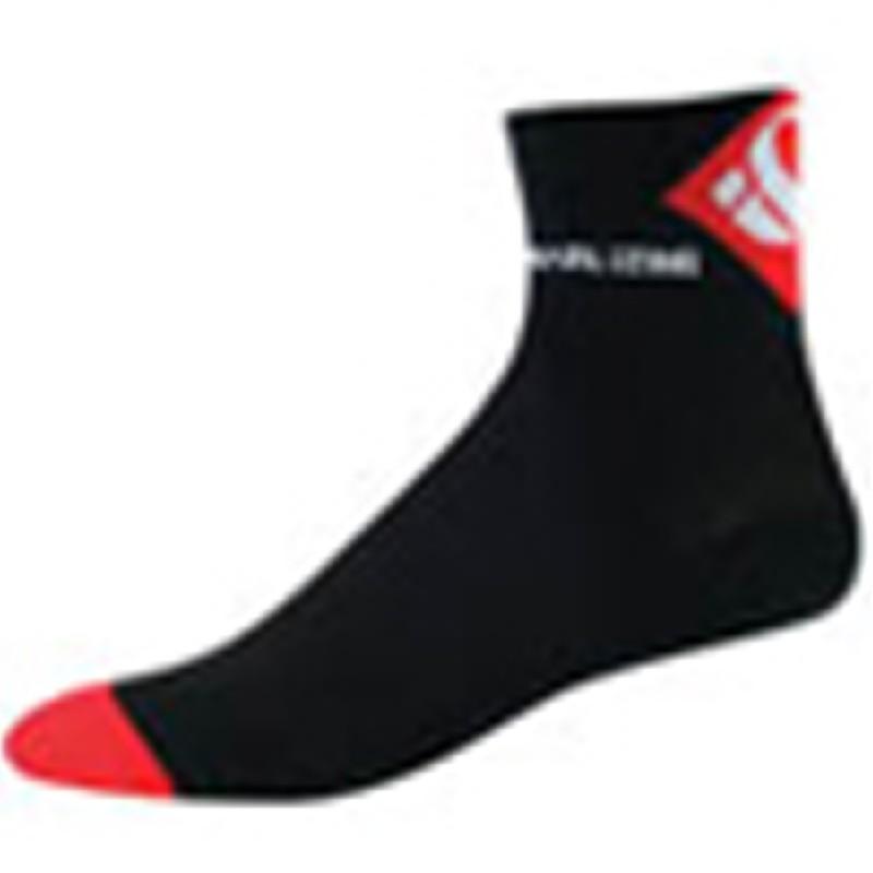 ponožky Pearl Izumi Elite LE černo/červené