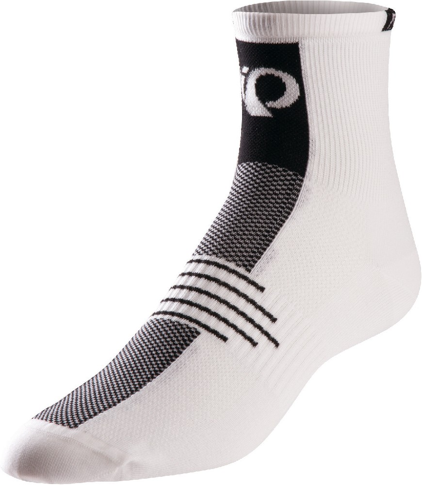 ponožky Pearl Izumi Elite white