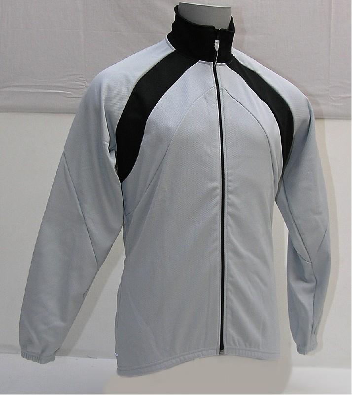 bunda zimní AIR šedo/černá