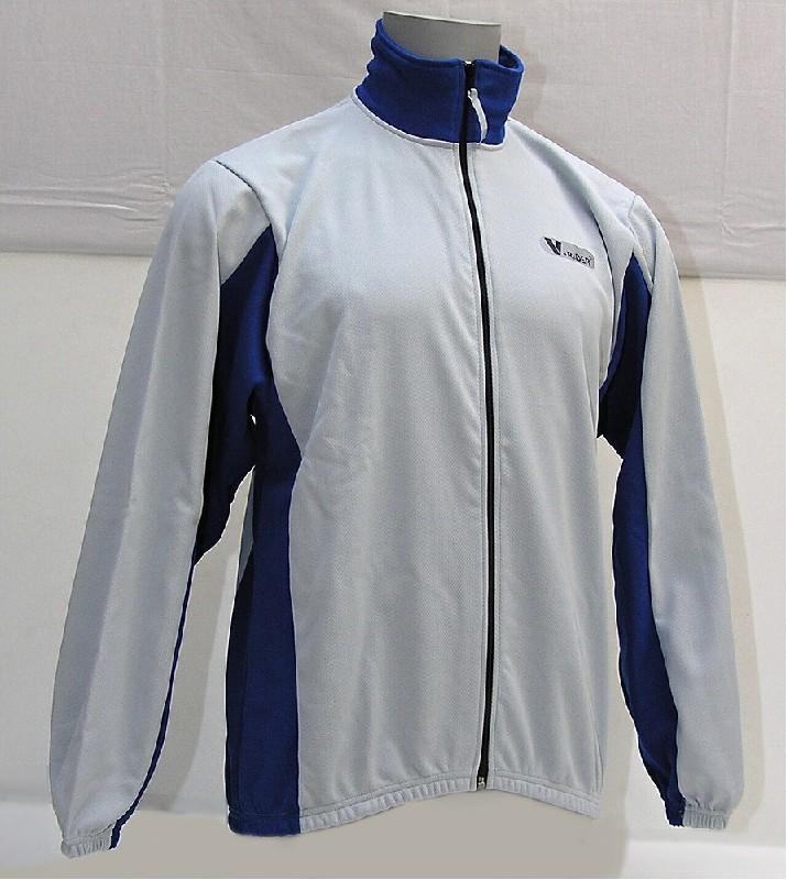 bunda zimní AIR šedo/modrá
