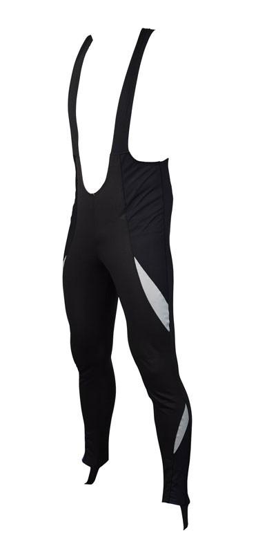 kalhoty FORCE Isowind zimní černé