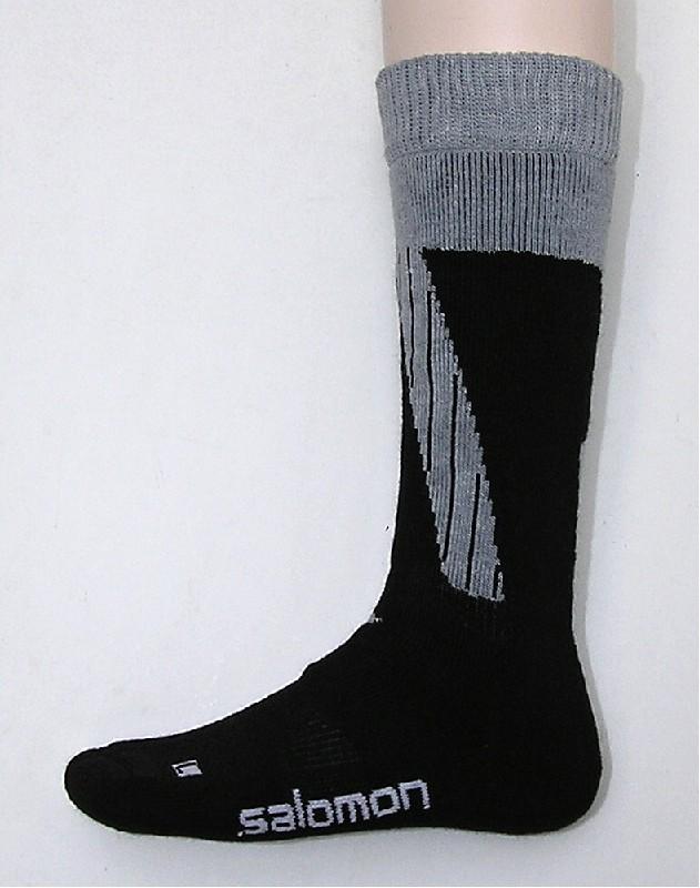 ponožky Salomon Dialogue black/silver