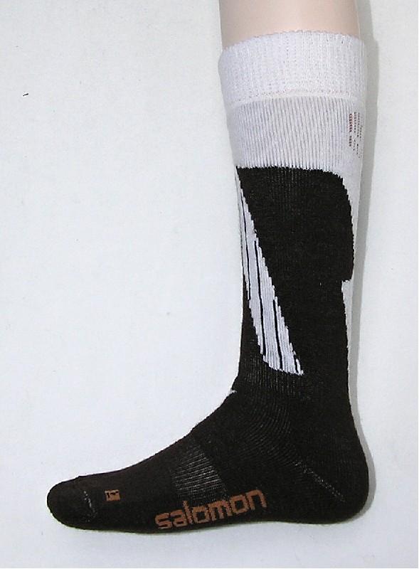 ponožky SAL.Dialogue brown/white
