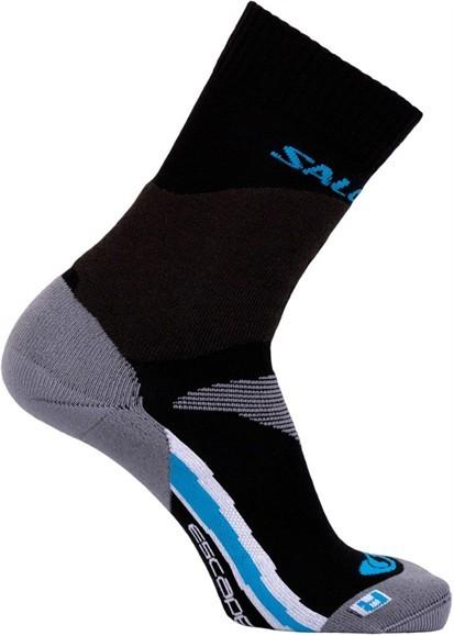 ponožky Salomon Escape 2 black/blue