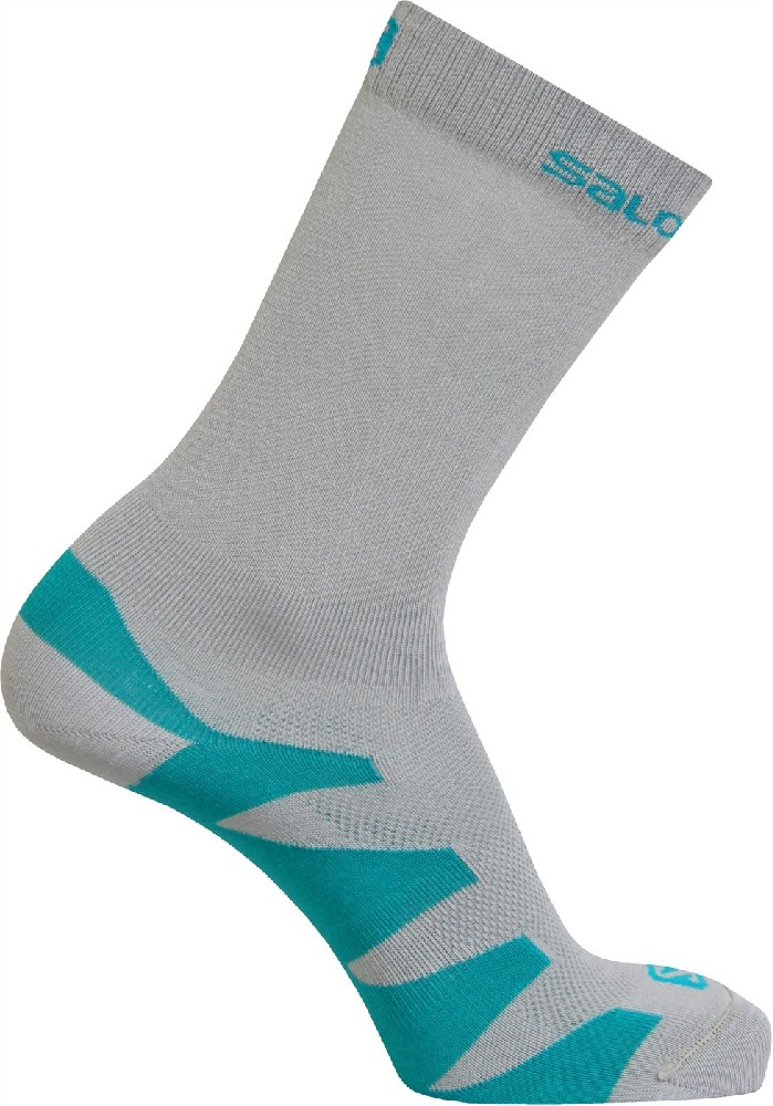 ponožky Salomon Synapse light onix/pearl grey/blue