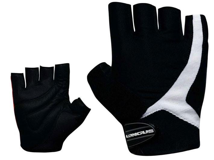 rukavice LONGUS FUSION černé
