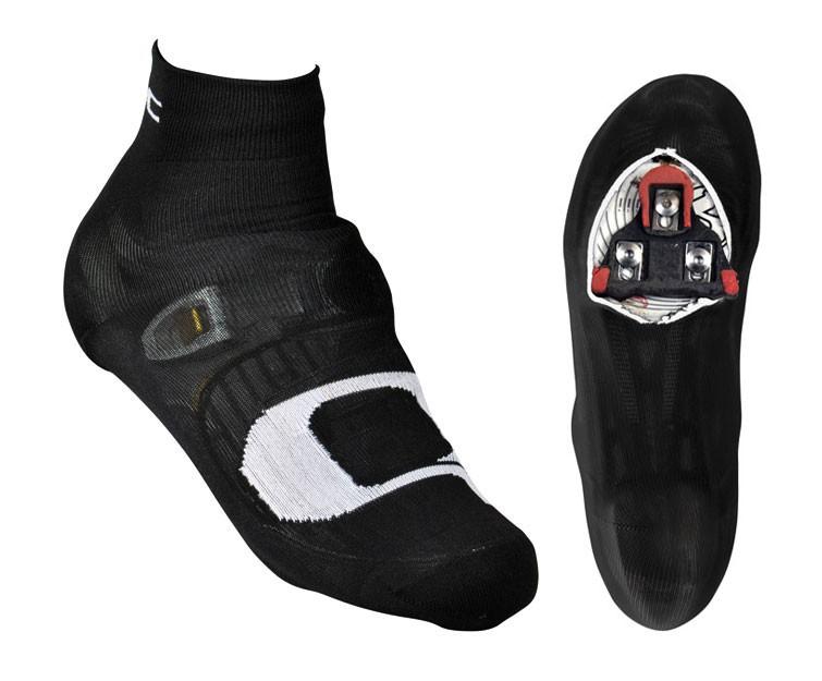návleky na boty HQBC Shimanooeknit černé