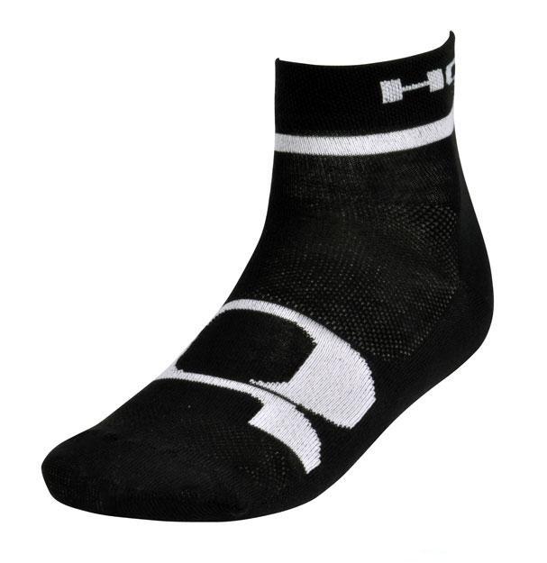 ponožky HQBC Q CoolMax černo/bílé