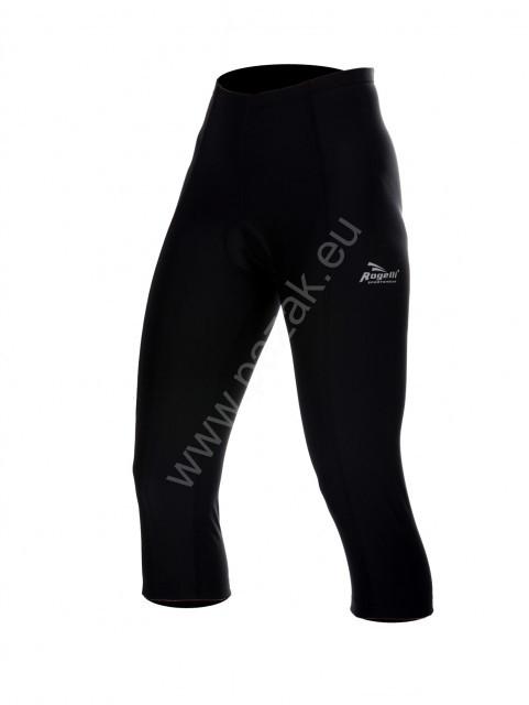 kalhoty ROGELLI Knicker de Luxe 3/4 W black