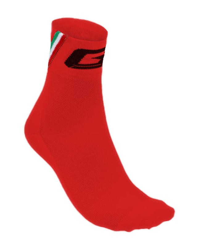 ponožky GAERNE Professional red