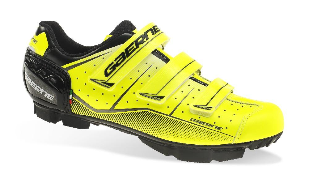 tretry GAERNE MTB Laser yellow vel pouze 42