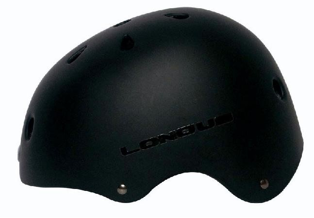 přilba Longus BMX černá L-XL/58-61 cm