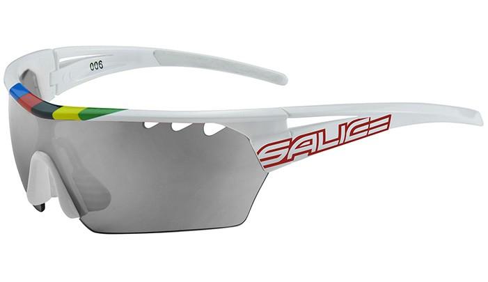 Brýle Salice 006CDM white CDM/CRX smoke/radium