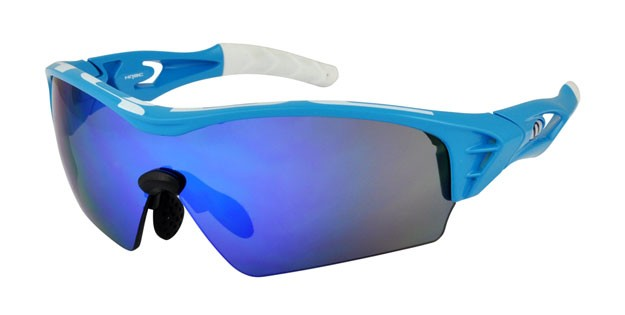 brýle HQBC Treedom Plus modro/bílé