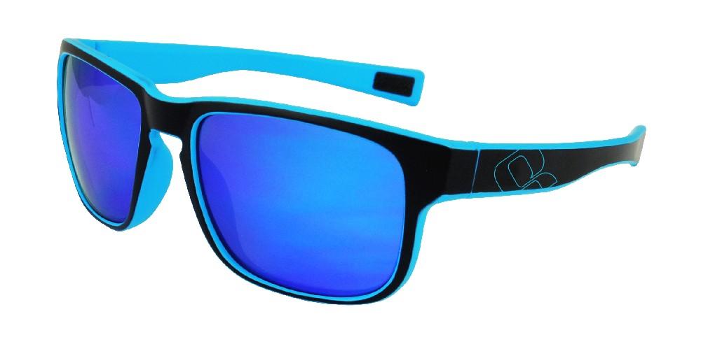 brýle HQBC Timeout černo/modré