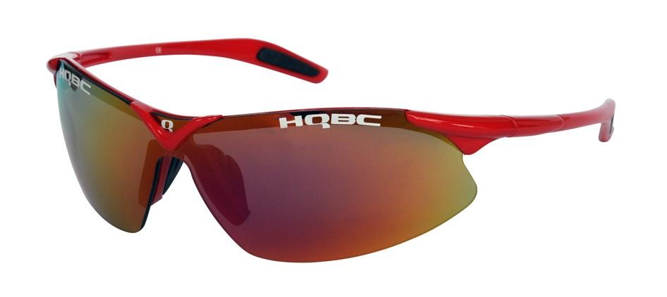 brýle HQBC Gamity červené