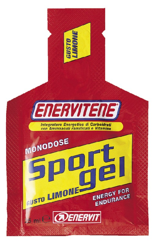 ENERVIT Enervitene gel 25ml citron