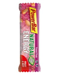 POWER BAR tyčinka Natural Fruit-Nut brusinka