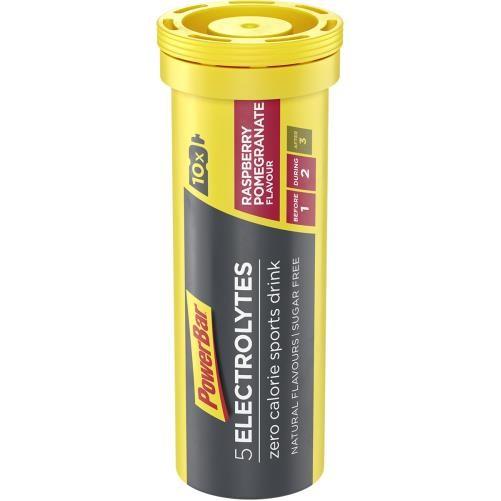 POWER BAR 5 Electrolytes Sport drink Raspberry,tab