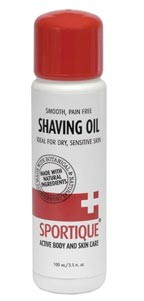 SPORTIQUE Shaving Oil 100 ml