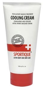 SPORTIQUE Cooling cream 180 ml