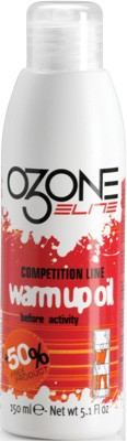 ELITE OZONE Warm Up oil 150 ml předstart.olej