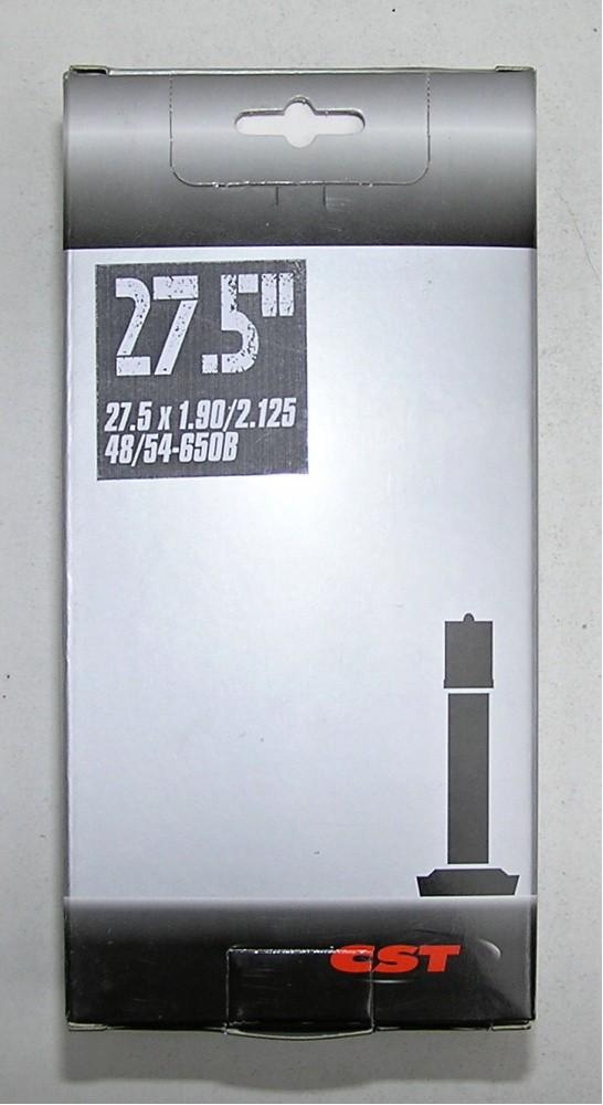 Duše CST 27,5x1,9/2,125 AV protiprůraz 650B