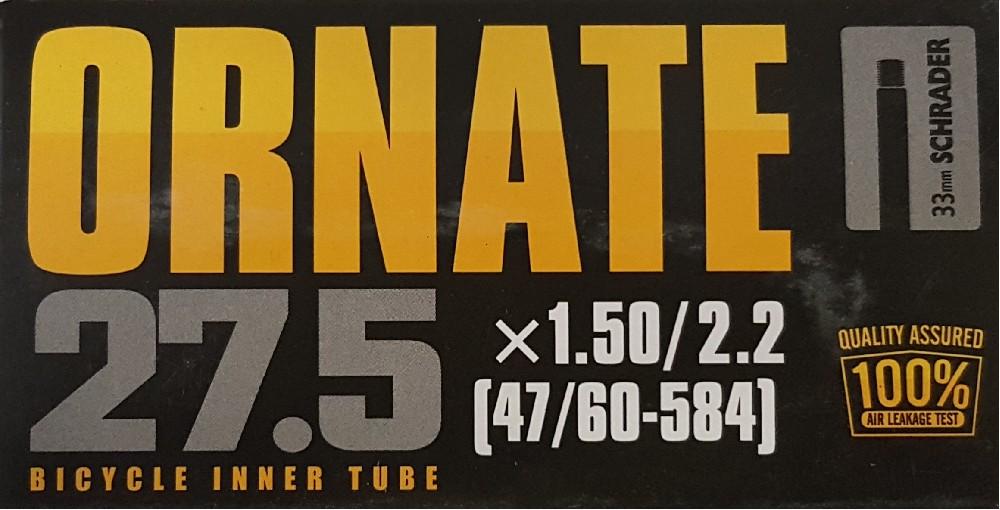duše ORNATE 27,5x1,5/2,2 AV (47/60-584)