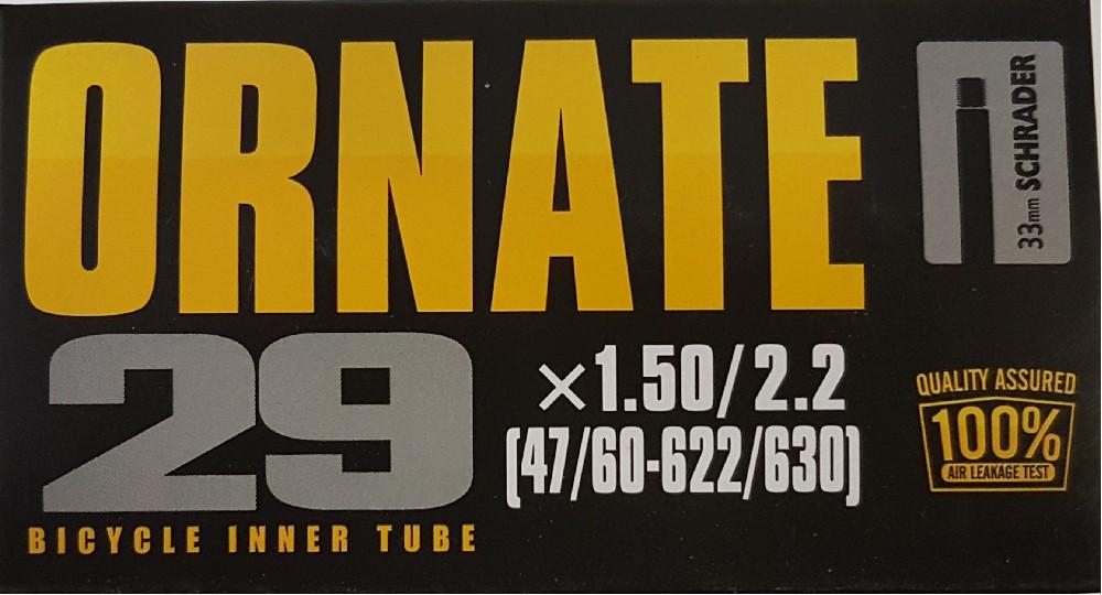 duše ORNATE 29x1,5/2,2 AV (47/60-622/630)