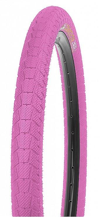 plášť KENDA 20x1,95 (53-406) K907 Krackpot růžový