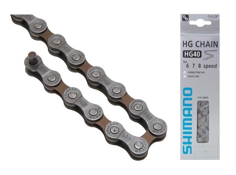 řetěz Shimano HG-40 5-8speed