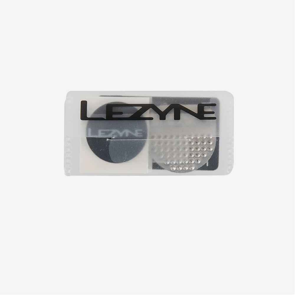lepení LEZYNE Smart Kit clear (samolepící záplaty)