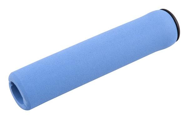 gripy PRO-T Color 33, pěnové, 130 mm modré