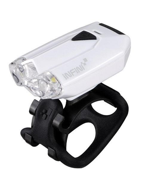 světlo INFINI Lava přední 2LED/wh 4fce nabíjecí USB