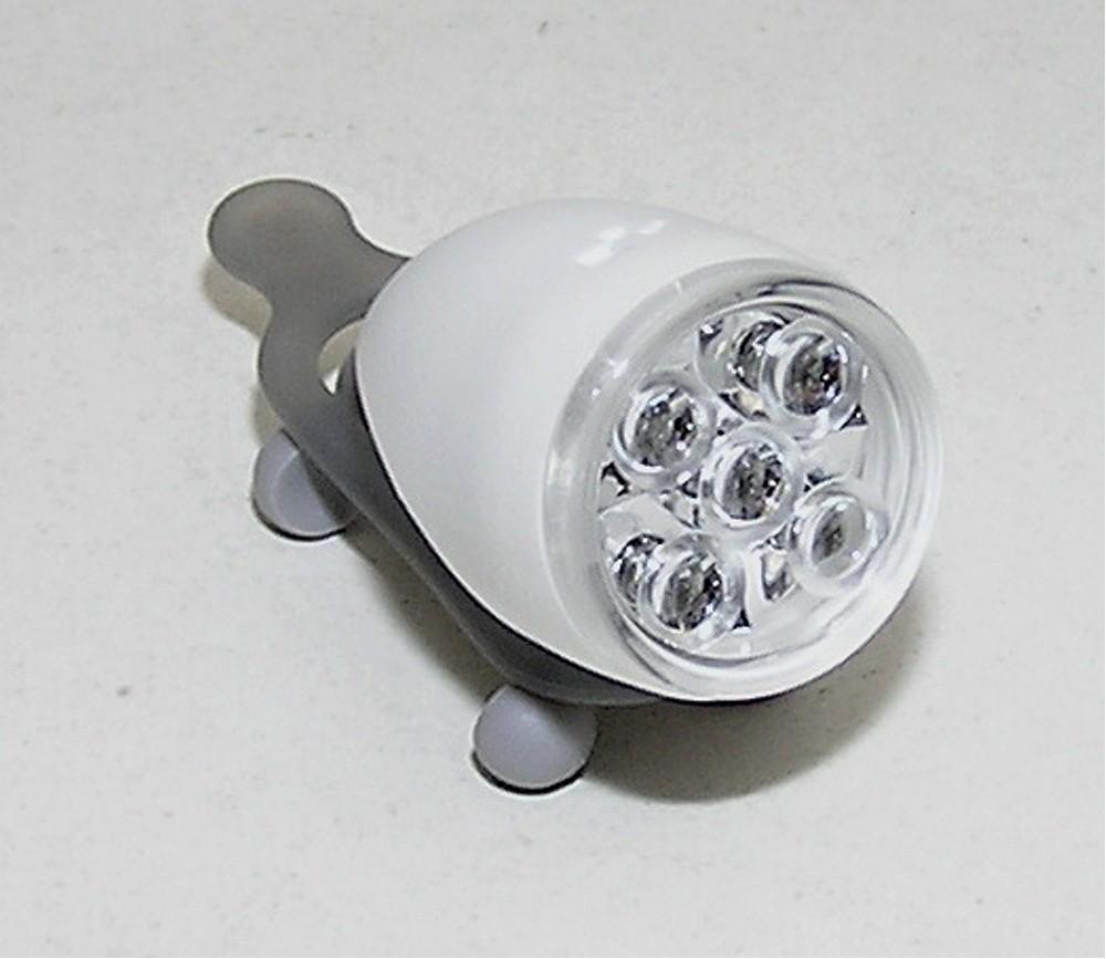 světlo INFINI Chiot přední bílé 5x bílá LED