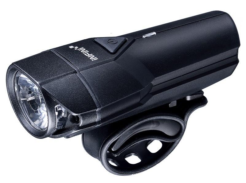 světlo INFINI Lava 500 přední 10W 5f USB black