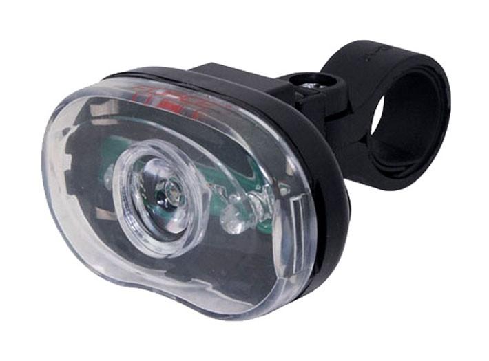 blikačka LONGUS přední 0,5W+2 LED bílé 3f