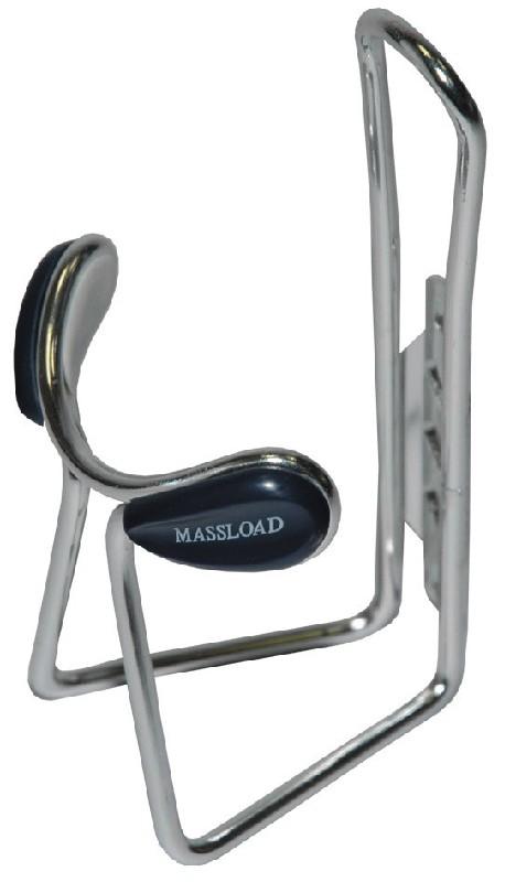 košík na láhev AL Massload stříbrná