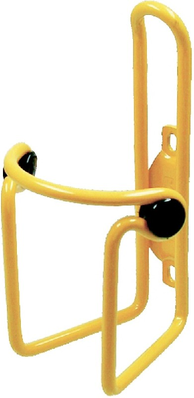 košík na láhev AL žlutý+plasty