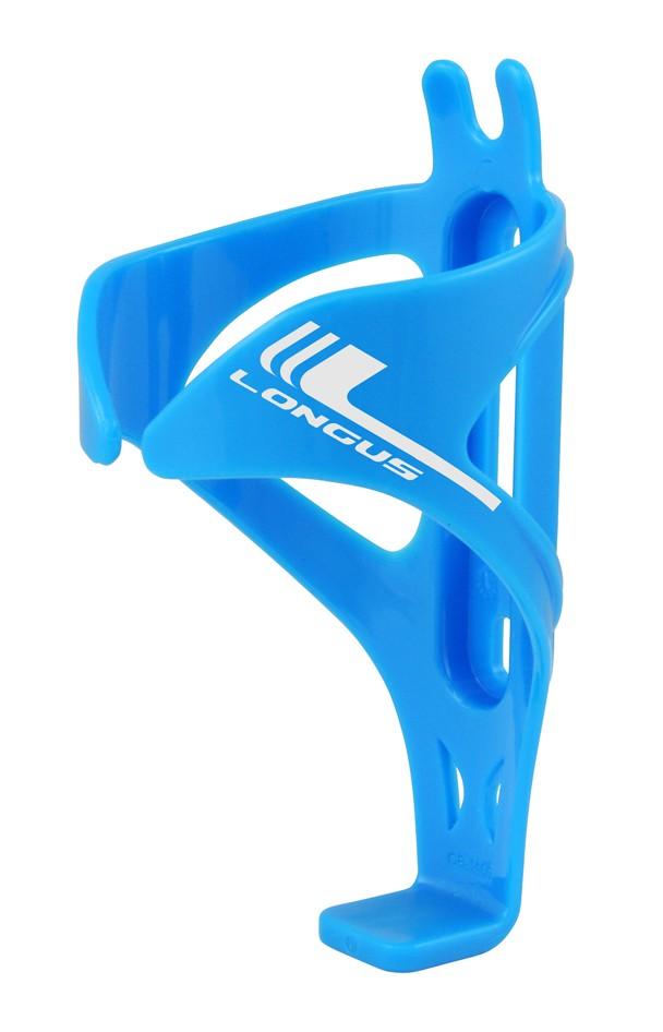košík na láhev LONGUS Light modrý plastový